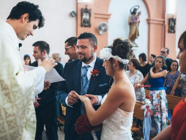 La boda de Gerard y Eva en Deltebre, Tarragona 84