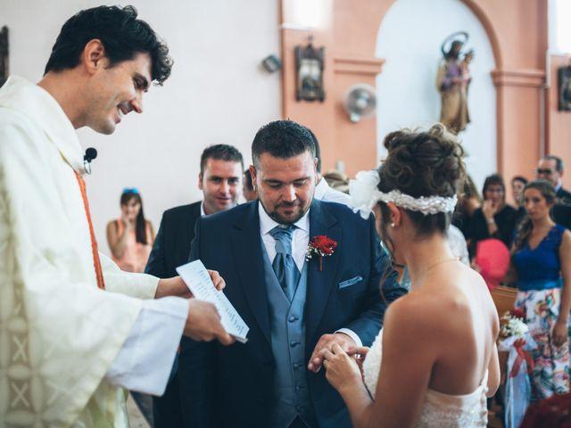 La boda de Gerard y Eva en Deltebre, Tarragona 86