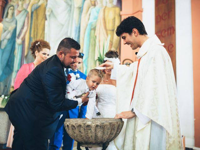 La boda de Gerard y Eva en Deltebre, Tarragona 89