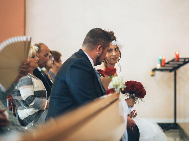 La boda de Gerard y Eva en Deltebre, Tarragona 94