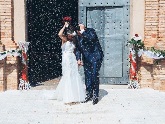 La boda de Gerard y Eva en Deltebre, Tarragona 96