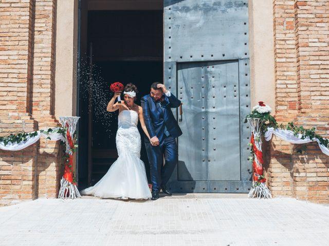 La boda de Gerard y Eva en Deltebre, Tarragona 97