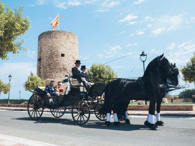 La boda de Gerard y Eva en Deltebre, Tarragona 98