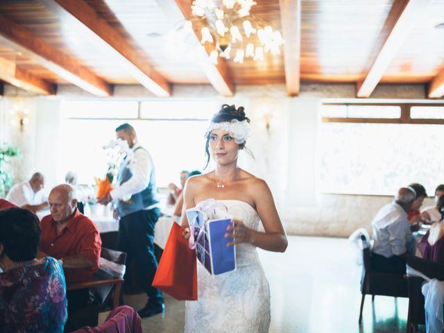 La boda de Gerard y Eva en Deltebre, Tarragona 109