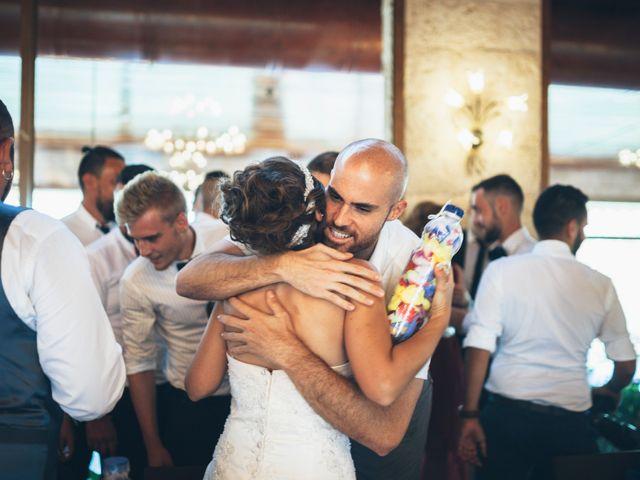 La boda de Gerard y Eva en Deltebre, Tarragona 117