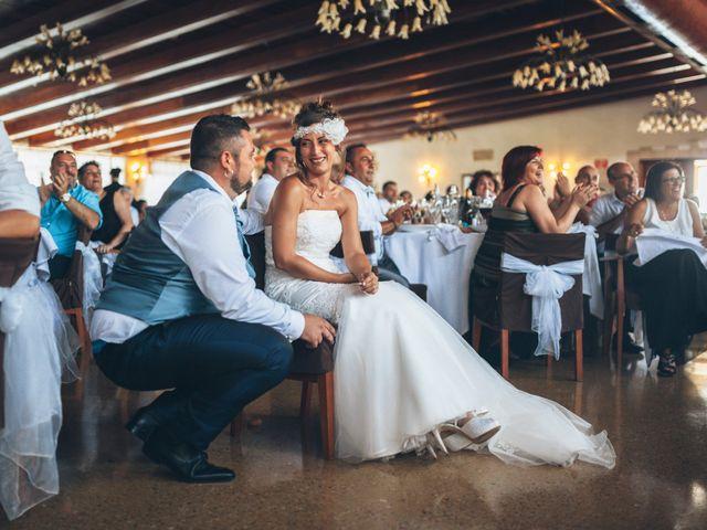 La boda de Gerard y Eva en Deltebre, Tarragona 119