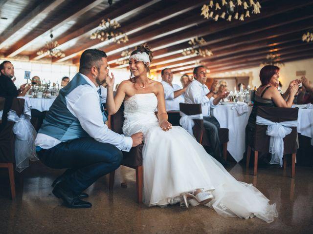 La boda de Gerard y Eva en Deltebre, Tarragona 120