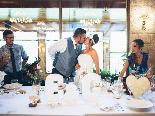 La boda de Gerard y Eva en Deltebre, Tarragona 121