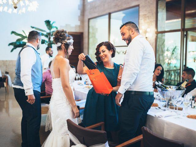 La boda de Gerard y Eva en Deltebre, Tarragona 124