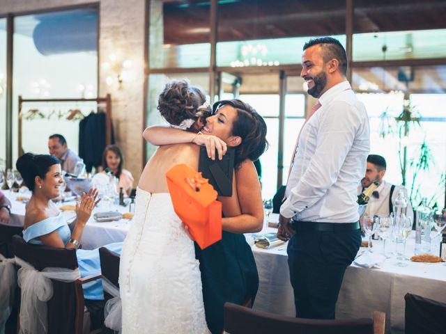 La boda de Gerard y Eva en Deltebre, Tarragona 125