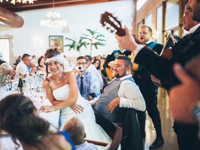 La boda de Gerard y Eva en Deltebre, Tarragona 142