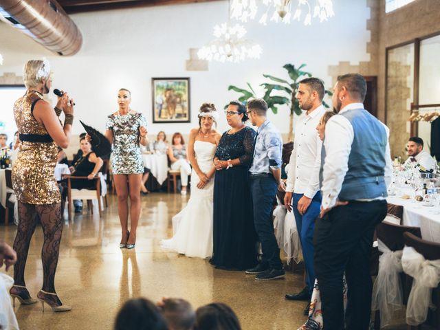 La boda de Gerard y Eva en Deltebre, Tarragona 174