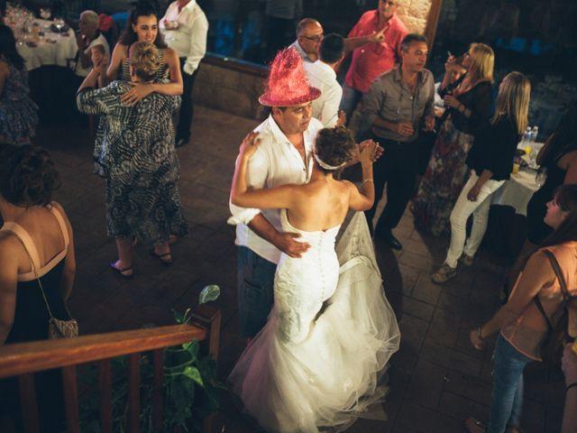 La boda de Gerard y Eva en Deltebre, Tarragona 193