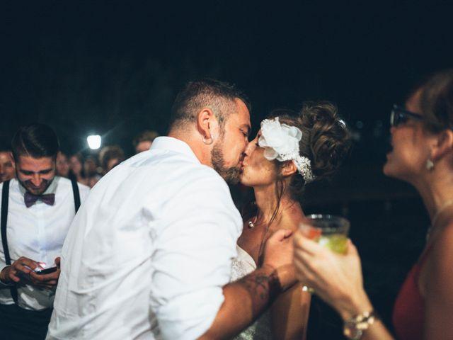 La boda de Gerard y Eva en Deltebre, Tarragona 197