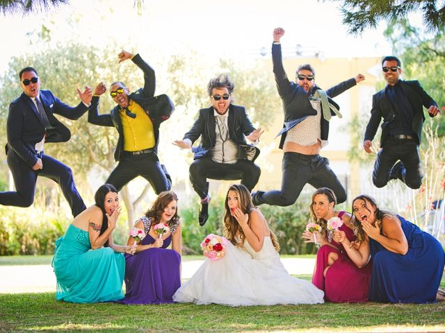 La boda de Javi y Silvia en Sagunt/sagunto, Valencia 120