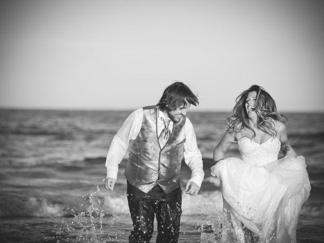 La boda de Javi y Silvia en Sagunt/sagunto, Valencia 126