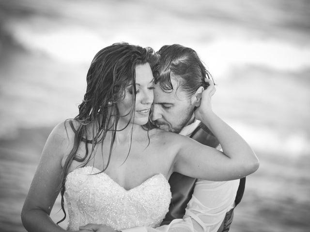 La boda de Javi y Silvia en Sagunt/sagunto, Valencia 128