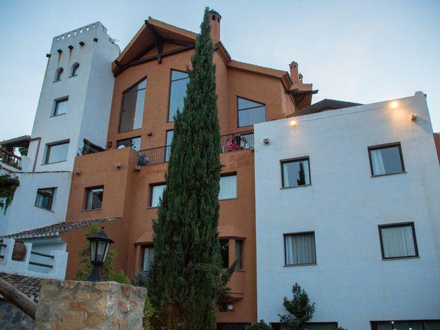 La boda de Pablo y Adriana en Dilar, Granada 1