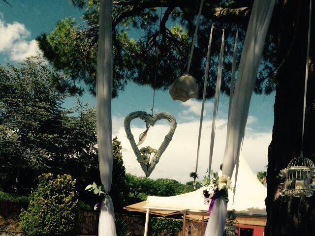 La boda de Miguel y Natàlia en Sant Vicenç De Montalt, Barcelona 9