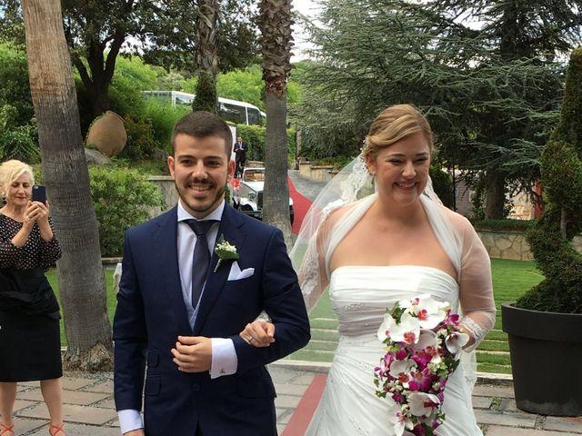 La boda de Miguel y Natàlia en Sant Vicenç De Montalt, Barcelona 18