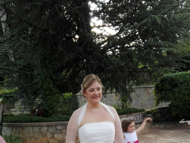 La boda de Miguel y Natàlia en Sant Vicenç De Montalt, Barcelona 20