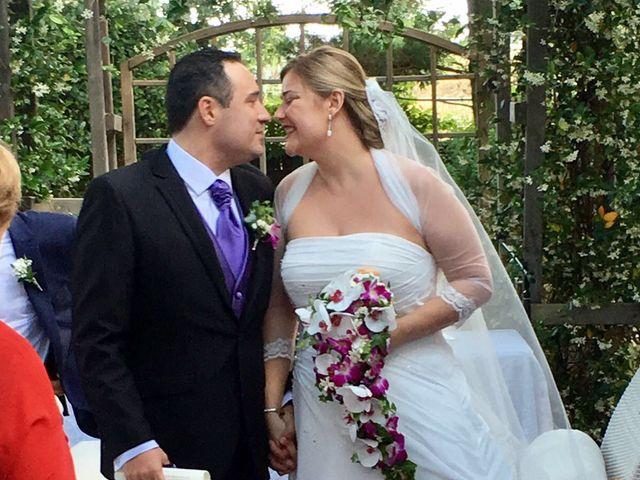 La boda de Miguel y Natàlia en Sant Vicenç De Montalt, Barcelona 21