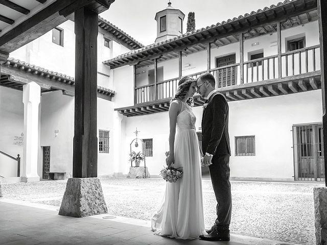 La boda de Jennifer y Javier
