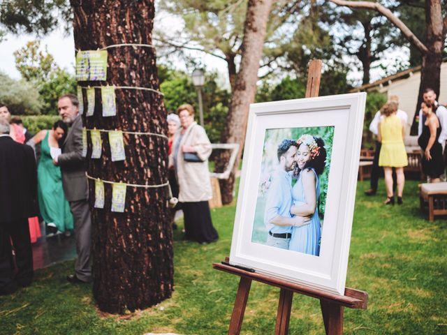 La boda de Luis y Marielys en Guadarrama, Madrid 20