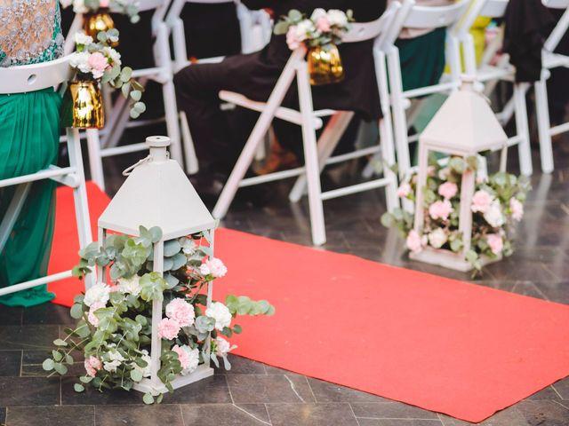 La boda de Luis y Marielys en Guadarrama, Madrid 30