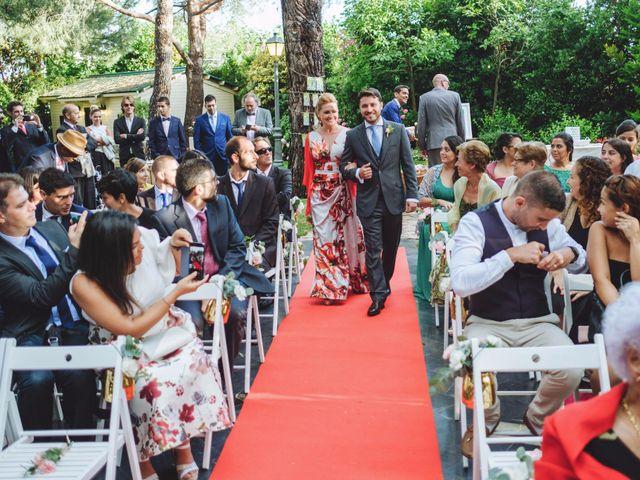 La boda de Luis y Marielys en Guadarrama, Madrid 31