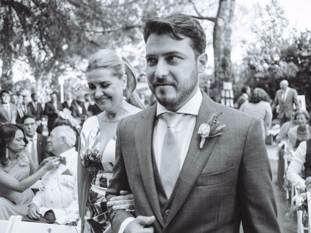 La boda de Luis y Marielys en Guadarrama, Madrid 32