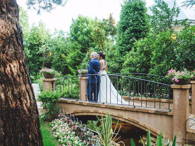 La boda de Luis y Marielys en Guadarrama, Madrid 35