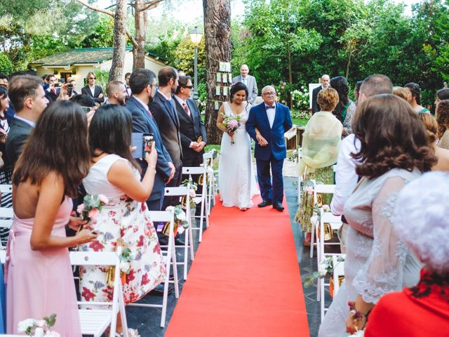 La boda de Luis y Marielys en Guadarrama, Madrid 36