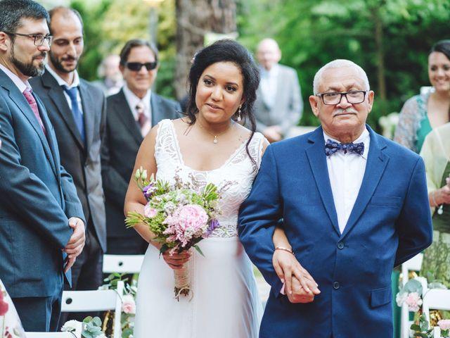 La boda de Luis y Marielys en Guadarrama, Madrid 37