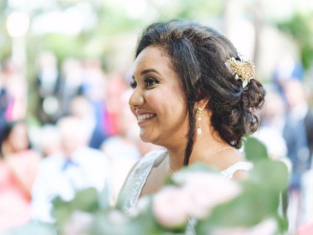 La boda de Luis y Marielys en Guadarrama, Madrid 39