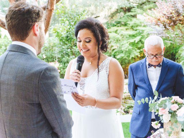 La boda de Luis y Marielys en Guadarrama, Madrid 42