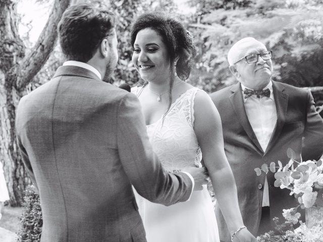 La boda de Luis y Marielys en Guadarrama, Madrid 43
