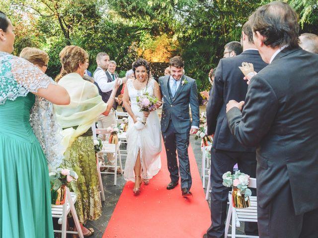 La boda de Luis y Marielys en Guadarrama, Madrid 46