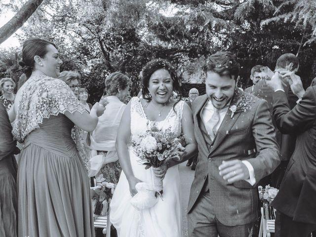 La boda de Luis y Marielys en Guadarrama, Madrid 48
