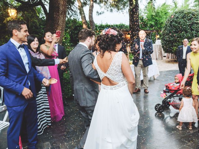 La boda de Luis y Marielys en Guadarrama, Madrid 49