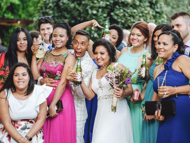 La boda de Luis y Marielys en Guadarrama, Madrid 50