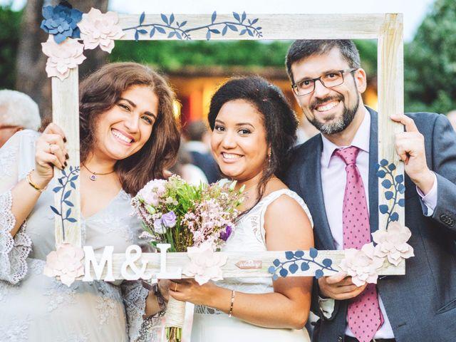 La boda de Luis y Marielys en Guadarrama, Madrid 58