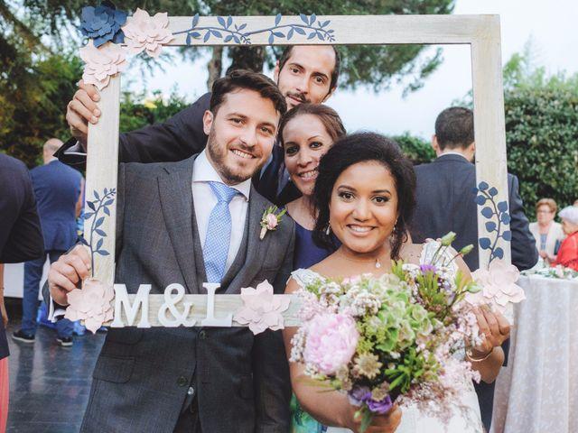 La boda de Luis y Marielys en Guadarrama, Madrid 59