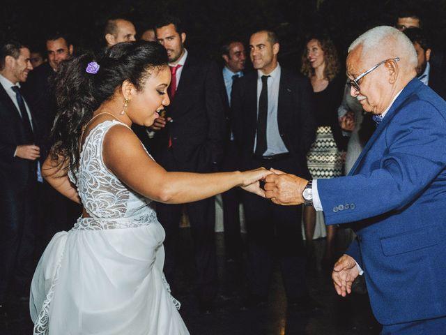 La boda de Luis y Marielys en Guadarrama, Madrid 75