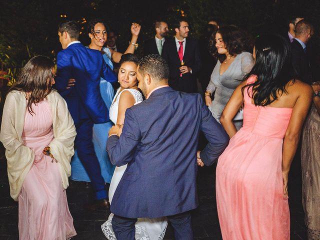 La boda de Luis y Marielys en Guadarrama, Madrid 79