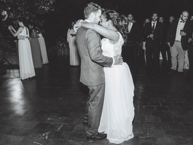 La boda de Luis y Marielys en Guadarrama, Madrid 71