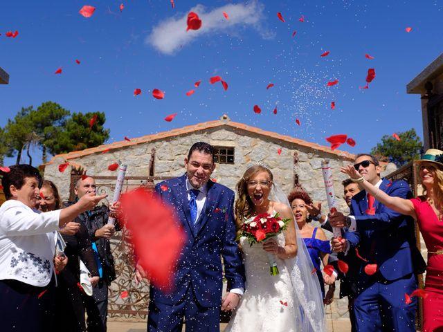 La boda de Dora y Rubén