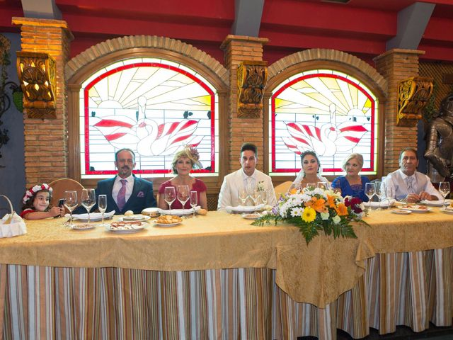 La boda de Diego y Loli en Jodar, Jaén 4