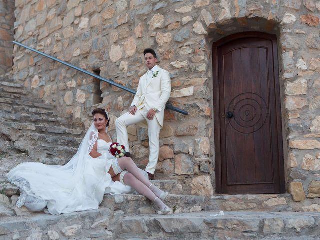 La boda de Diego y Loli en Jodar, Jaén 1