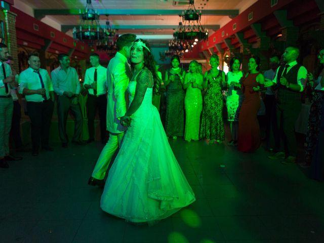 La boda de Diego y Loli en Jodar, Jaén 21